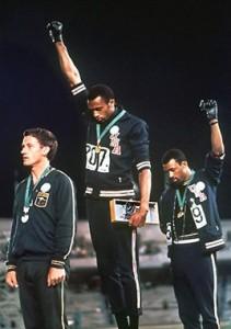 1968 Mexico City Olympics