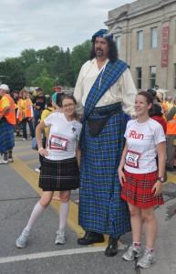 The world's tallest Scotsman (who told the world's Filthiest jokes)