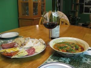 The perfect Sunday night dinner